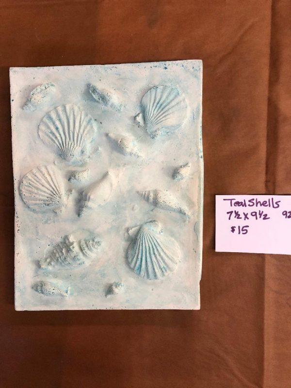 Teal Shells